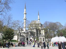 Golden Horn tour, Istanbul