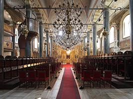 Tour to Byzantium, Istanbul
