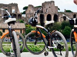 Rome City Bike Tour with touristic guide, Rome