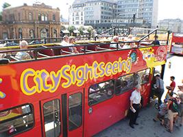 City Sightseeing Copenhagen Hop On-Hop Off, Copenhagen
