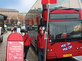 City Sightseeing Stockholm Hop-on Hop-off, Stockholm