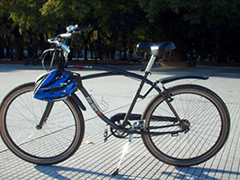 Buenos Aires bike hire, Buenos Aires