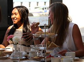 City Cruises - Afternoon tea cruise, London