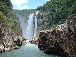 Waterfalls Adventure, Huatulco