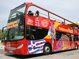 Citysightseeing Hop on Hop off - Athens and Piraeus route, Athens