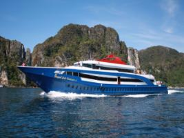 Boat ticket premium class from Phuket To Phi Phi and from Phi Phi to Phuket, Phuket
