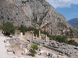 One Day Delphi, Athens