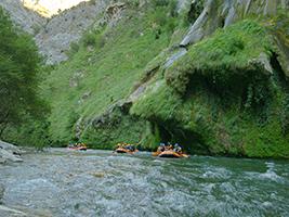Rafting, Oferta Especial