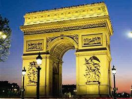 Paris by Night: City Tour by Open Top bus, Paris