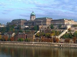 Budapest from Vienna, Vienna