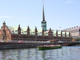 Copenhagen hop on-hop off bus tour and cruise, Copenhagen