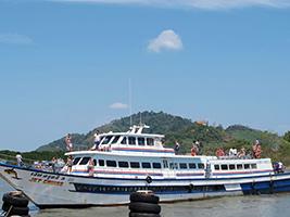 Boat Ticket Standard Class From Phi Phi to Phuket, Phuket