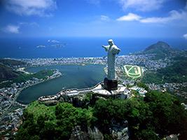 Corcovado, Maracana Exterior and Sambadrome – Private Tour, Rio de Janeiro