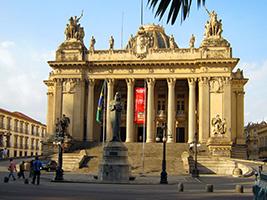 Cultural and historic city tour – private, Rio de Janeiro