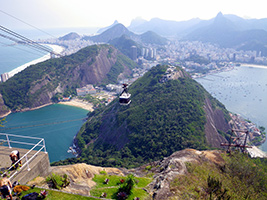 Sugarloaf and City Tour with Corcovado, Maracana and Sambadrome – Private, Rio de Janeiro