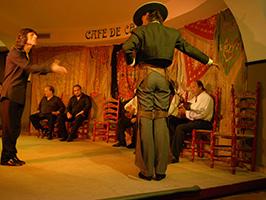 Café de Chinitas Flamenco Show, Madrid