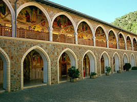 Treasures of Troodos from Paphos, Cyprus