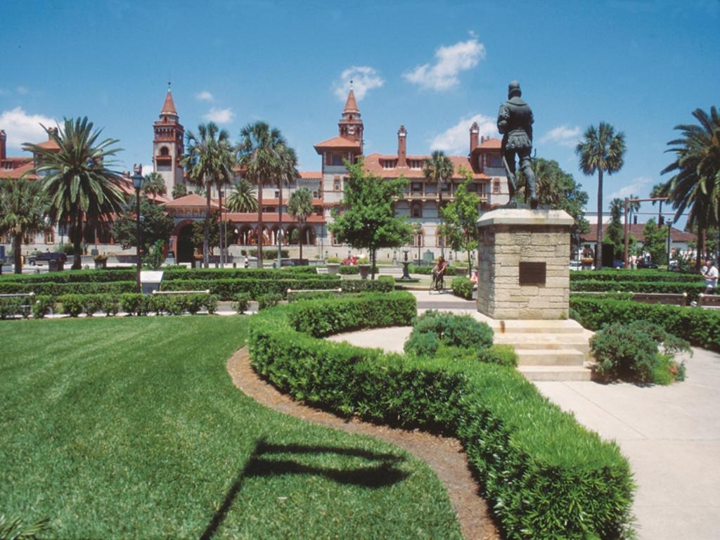 Visita a St. Augustine em Inglês