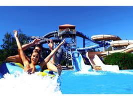 Fassouri Water Park from Paphos, Cyprus