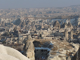 Goreme Tour, Cappadocia