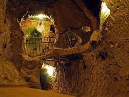 Kaymakli Underground City Tour, Cappadocia