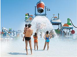 WaterWorld waterpark, Cyprus