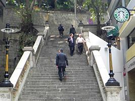 Historical walking tour of Hong Kong, Hong Kong