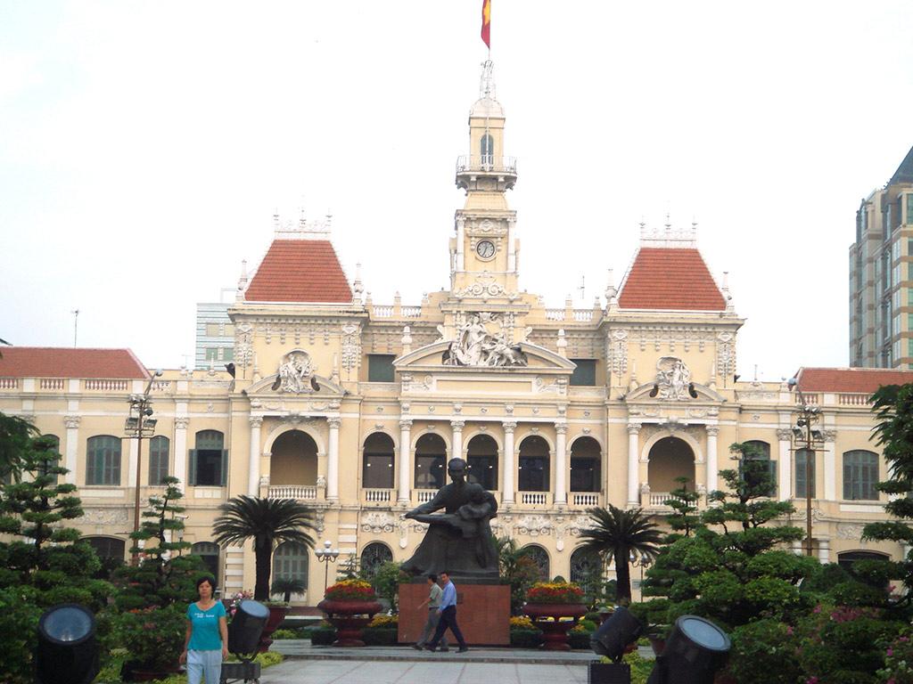 Descubre Ho Chi Minh desde hoteles de Ho Chi Minh