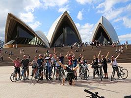 Sydney Bike Classic Tour, Sydney - NSW
