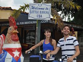 Bike Food Tour, Miami Area - FL