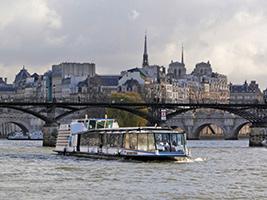 Lunch Cruise La Marina, Paris