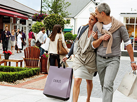 Kildare Village Shopping Day Experience, Dublin