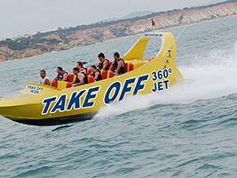 Jet Boat 360º, Ibiza