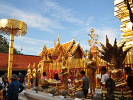 Markets And Temples Of Chiang Mai Tour From Hotel In Chiang Mai City Only (TCNX03), Chiang Mai