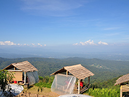 The Beauty Of Chiang Dao And Mon Cham From Hotel In Chiang Mai City Only (TTAC06), Chiang Mai