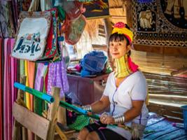 Tribal Culture Of Chiang Dao From Hotel In Chiang Mai City Only, Chiang Mai