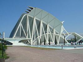 Science museum, Costa de Valencia
