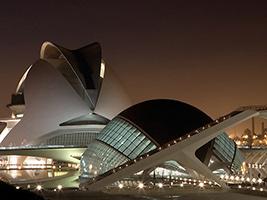 Ciutat de les Arts i les Ciències de València, Costa de Valencia