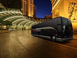 Shared Coach Transfers from Las Vegas, Las Vegas - NV
