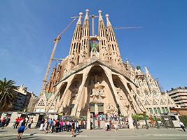 Ticket Sagrada Familia Tour — Acceso Rápido