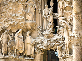 Sagrada Familia Tour —  Fast Track - Hotels in Barcelona