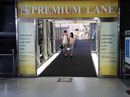 Airport VIP Arrival Service, Bangkok