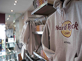 Hard Rock Cafe, Athens