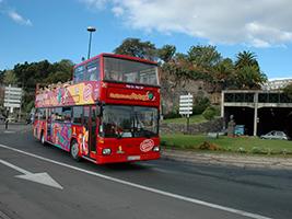 Programok/Leírások Idegen Nyelven Hop On/Hop Off Bus Tour Of Funchal
