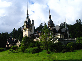 Royal Escape: Sinaia and Prahova Valley - Private Tour, Bucharest