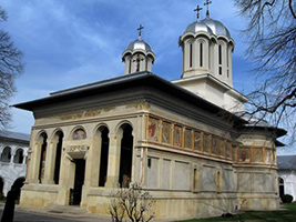 Private Tour - Caldarusani Monastery, Bucharest