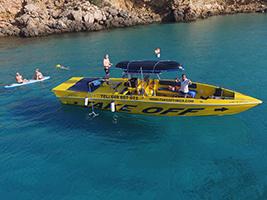 Speed Boat, Ibiza