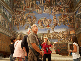 Early Access: Sistine Chapel and Skip the Line Vatican Museum - Small Group, Rome