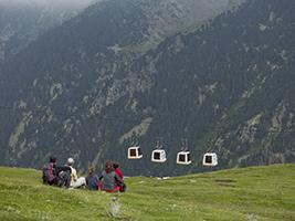 Alquiler de material de esquí Vall de Nuria