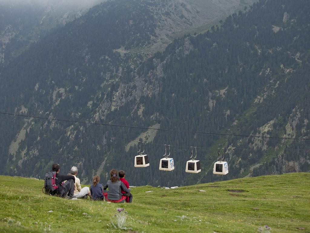 Forfait Vall de Nuria